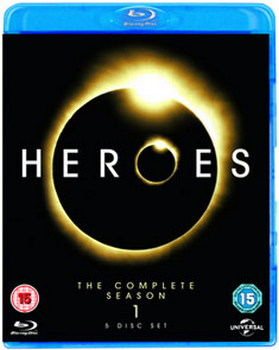 Heroes - Series 1 (BLU-RAY)