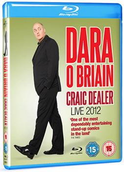 Dara O Briain - Craic Dealer - Live 2012 (BLU-RAY)
