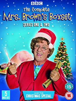 Mrs Brown'S Boys - Series 1-2 Complete / Christmas Special (DVD)