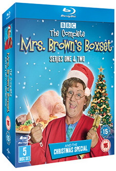 Mrs Browns Boys - Series 1 And 2 And Christmas Special Boxset  (BLU-RAY)