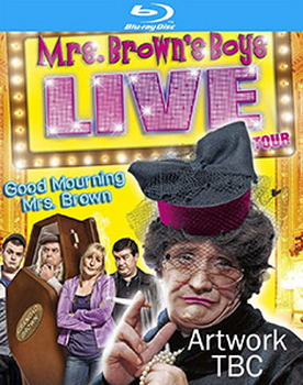 Mrs Browns Boys Live Tour - Good Mourning Mrs Brown (BLU-RAY)