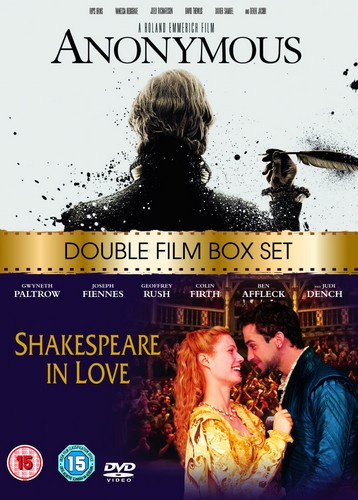 Anonymous / Shakespeare In Love (DVD)