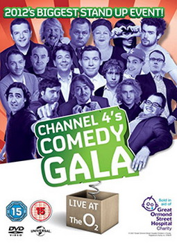 Channel 4S Comedy Gala (DVD)