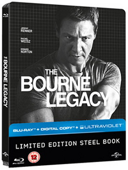 The Bourne Legacy - Limited Edition (BLU-RAY)