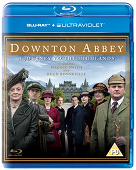 Downton Abbey: A Journey to the Highlands (Christmas Special 2012) (Blu-Ray)