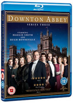 Downton Abbey: Series 3 (Blu-Ray)