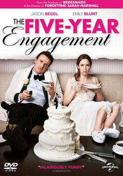 The Five Year Engagement (DVD)