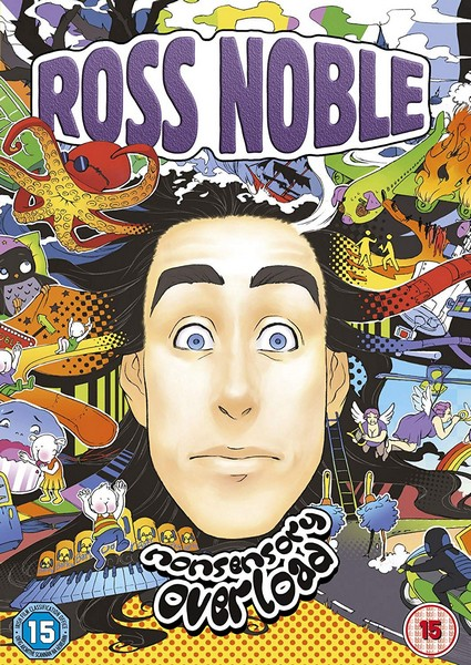 Ross Noble - Nonsensory Overlo (DVD)