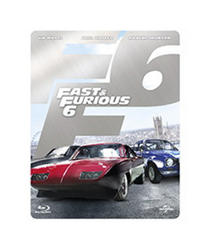 The Fast And The Furious 6 - Limited Edition (BLU-RAY)