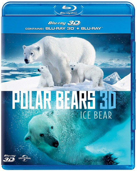 Polar Bears - Ice Bear (BLU-RAY)