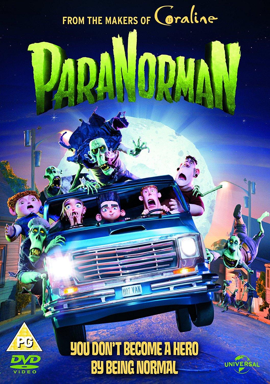 ParaNorman (DVD + Digital Copy + UltraViolet Copy)