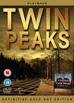 Twin Peaks Gold Box (DVD)