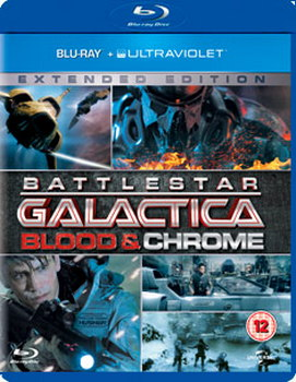 Battlestar Galactica: Blood and Chrome (Blu-Ray + UV Copy)