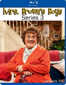 Mrs Browns Boys - Series 3 (BLU-RAY)