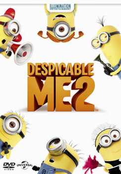 Despicable Me 2 (Dvd) (DVD)