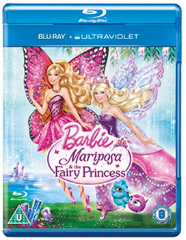 Barbie - Mariposa And The Fairy Princess (Blu-Ray)