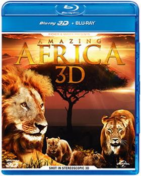 Amazing Africa (BLU-RAY)