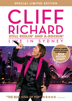 Cliff Richard - Still Reelin And A Rockin Live In Sydney - Special Edition (Includes Pocket Diary) (DVD)