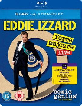 Eddie Izzard: Force Majeure (Live 2013)  (Blu-ray)