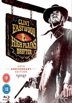High Plains Drifter (1973) (Blu-Ray)