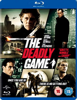 The Deadly Game (BLU-RAY)
