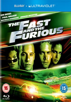 The Fast And The Furious (2001) - (Blu-Ray + UV Copy)