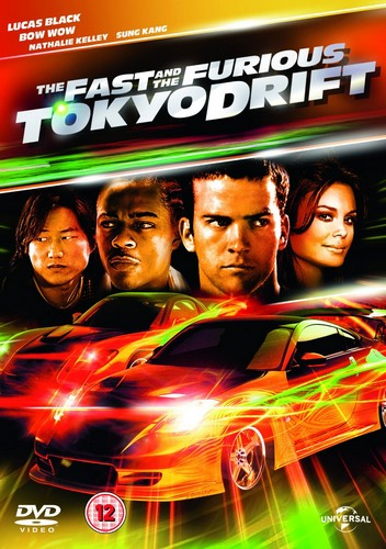 The Fast And The Furious - Tokyo Drift (Dvd + Uv Copy) (DVD)