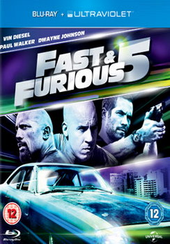 Fast Five - (Blu-Ray + UV Copy)
