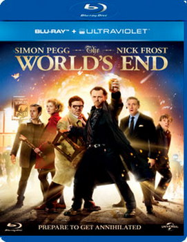 The Worlds End (BLU-RAY)