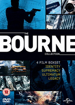 The Bourne Collection (With Uv) (DVD)