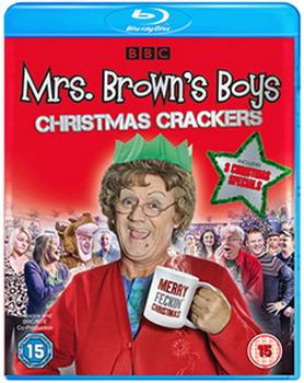 Mrs Browns Boys Christmas Crackers (BLU-RAY)