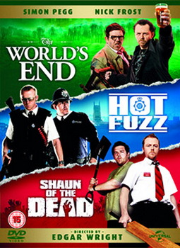 The Cornetto Trilogy - The World'S End/Hot Fuzz/Shaun Of The Dead (Dvd + Uv) (DVD)