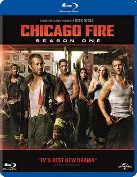 Chicago Fire Season 1 (Blu-Ray)