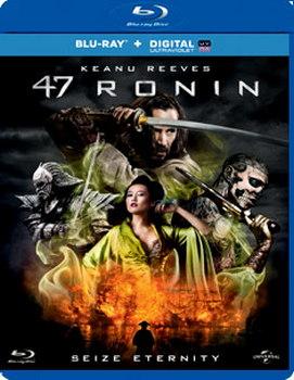 47 Ronin (Blu-Ray & UV)