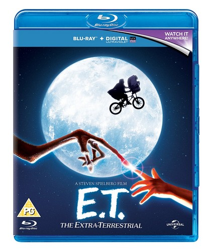 Et - The Extra Terrestrial  (BLU-RAY)