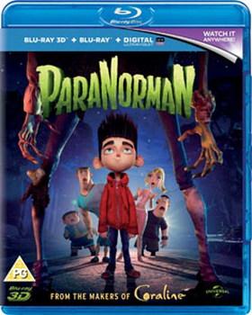 ParaNorman (3D Blu-ray / Blu-ray / DVD)