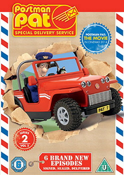Postman Pat: Special Delivery Service - Series 2 - Volume 2 (DVD)