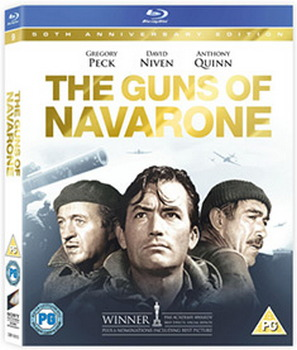 Guns Of Navarone (Blu-Ray)