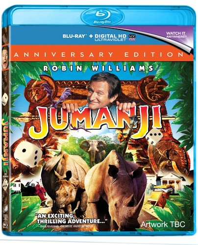 Jumanji - 20TH Anniversary Edition