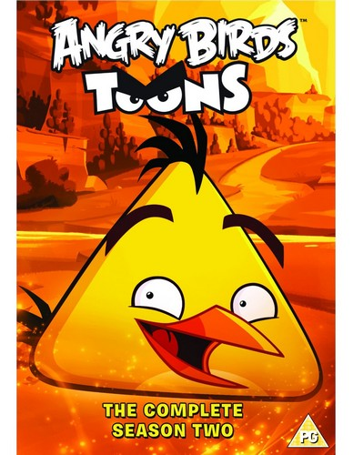 Angry Birds Toons: The Complete Season 2 (DVD)