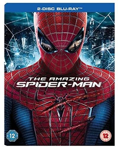 The Amazing Spider-Man (Non Uv Sku) (D/C) (BLU-RAY)