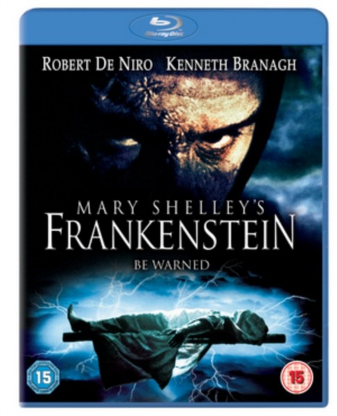 Mary Shelley's Frankenstein [1994] (Blu-ray)