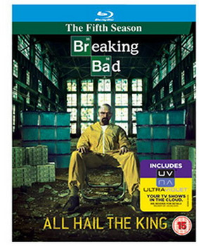 Breaking Bad - Season Five (Episodes 1-8) (Blu-Ray)