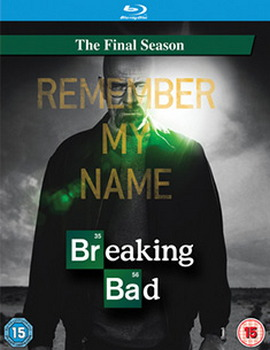 Breaking Bad - Season Five (Part 2) (Episodes 9 - 16) (Blu-ray)