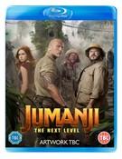 Jumanji: The Next Level (Blu-Ray) [2019]