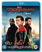 Spider-Man: Far From Home (Blu-Ray) [2019]