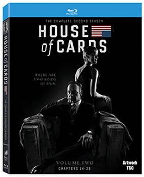 House Of Cards - Season 2 (BLU-RAY)