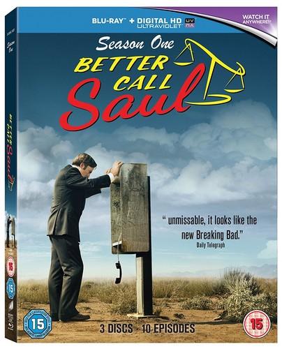 Better Call Saul Season 1 (BLU-RAY)