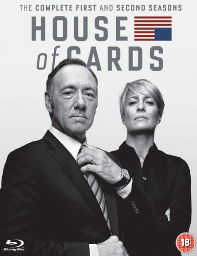 House of Cards - Season 1-2 (Blu-ray)