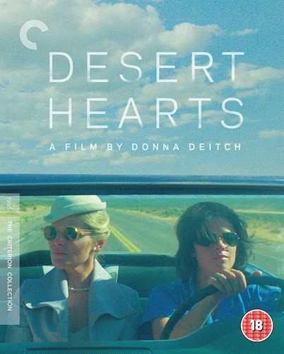 Desert Hearts (The Criterion Collection) (Blu-ray)